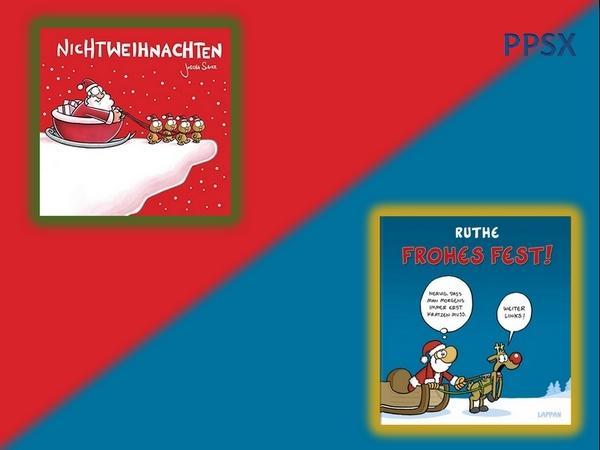 Weihnachtsbuchtipp nicht lustig ruthe